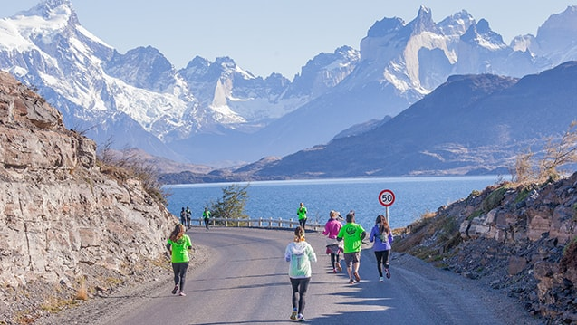 Patagonian International Marathon 2016 Provincia de Ultima Esperanza