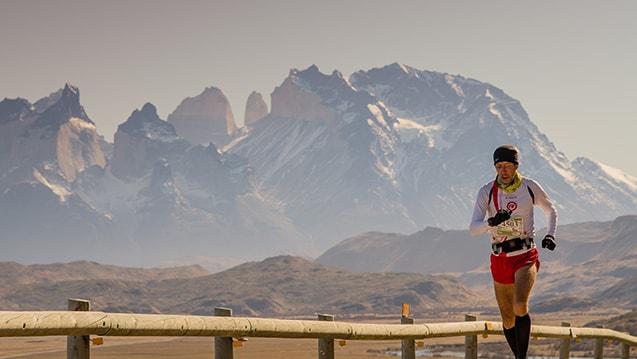 Patagonian International Marathon 2016 Provincia de Ultima Esperanza Sector Villa Serrano