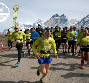Patagonia Running, Torres del Paine National Park, Patagonia, Chile; Marathon; Partida 21K; Patagonia International Marathon Second Edition 2013