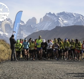 Patagonia Running, Torres del Paine National Park, Patagonia, Chile; Marathon; Partida 42K; Patagonia International Marathon Second Edition 2013