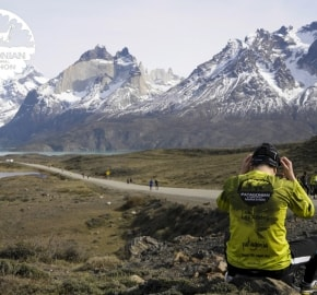 Patagonia Running, Torres del Paine National Park, Patagonia, Chile; Marathon; Partida en Torres del Paine; Patagonia International Marathon Second Edition 2013