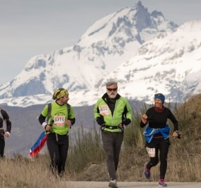 Running in Patagonia, Torres del Paine, Chile; Marathon; Patagonia International Marathon Fourth Edition 2015