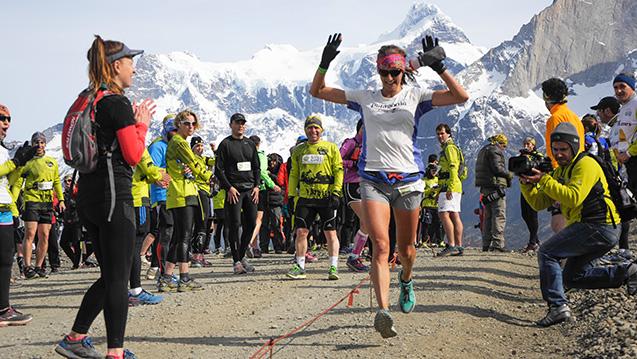 Patagonia, Chile; Parque Nacional Torres del Paine; Patagonia, Chile; Road Running; Marathon; Maraton