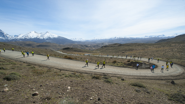 Patagonian International Marathon; Torres del Paine; Patagonia, Chile; Marathons;