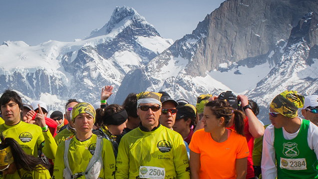 Patagonian International Marathon; Patagonia, Chile; Marathon; Road Running; Torres del Paine;