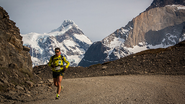 Patagonian International Marathon; Torres del Paine; Marathon Running; Patagonia, Chile