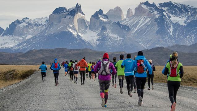 Patagonia Marathon Torres del Paine 10