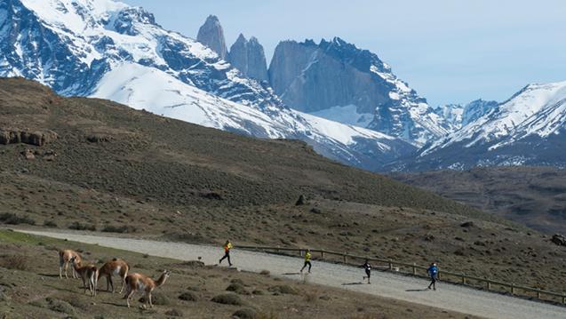 Patagonia Marathon Torres del Paine 5