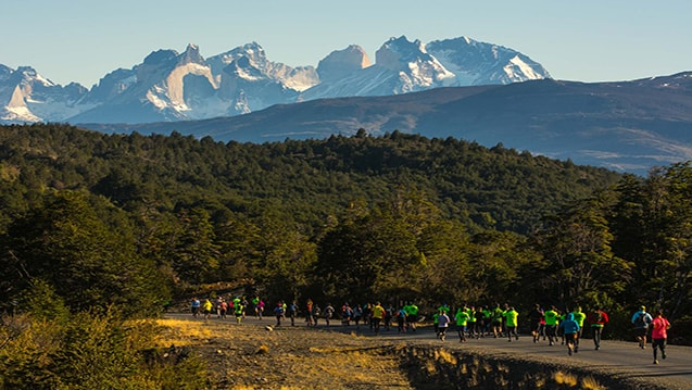 Patagonian International Marathon Running Pagaonia, Tourism Patagonia