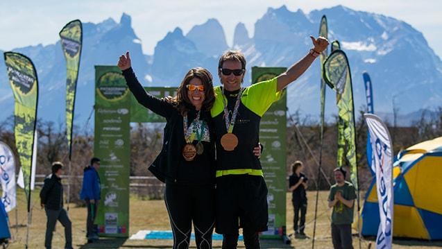 Patagonian International Marathon Meta 2016 Resultados Podium