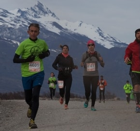 pim1509clsi2318Running in Patagonia, Torres del Paine, Chile; Marathon; Patagonia International Marathon Fourth Edition 2015