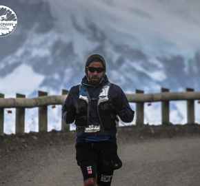 Running in Patagonia for the sixth edition of the Patagonian International Marathon 2017 in Provincia de ÚltimaRunning in Patagonia for the sixth edition of the Patagonian International Marathon 2017 in Provincia de Última Esperanza, Patagonia Chile; International Marathon; Sexta Edición Maratón de la Patagonia, Chile 2017