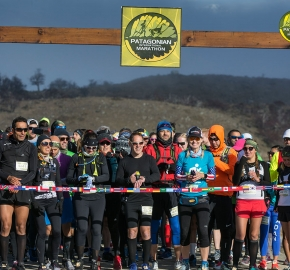 pim1909artr0238; Running in Patagonia for the eighth edition of the Patagonian International Marathon 2019 in Provincia de Última Esperanza, Patagonia Chile; International Marathon; Octava Edición Maratón de la Patagonia, Chile 2019;
