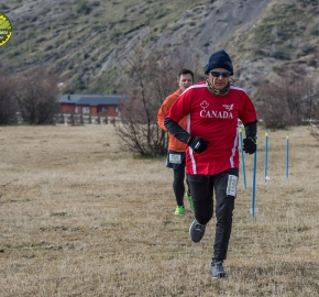 pim1909artr0296; Running in Patagonia for the eighth edition of the Patagonian International Marathon 2019 in Provincia de Última Esperanza, Patagonia Chile; International Marathon; Octava Edición Maratón de la Patagonia, Chile 2019;