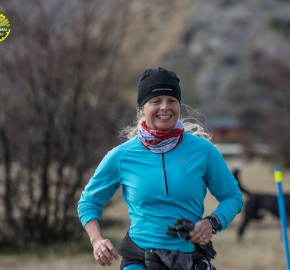 pim1909artr0302; Running in Patagonia for the eighth edition of the Patagonian International Marathon 2019 in Provincia de Última Esperanza, Patagonia Chile; International Marathon; Octava Edición Maratón de la Patagonia, Chile 2019;