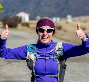 pim1909artr0377; Running in Patagonia for the eighth edition of the Patagonian International Marathon 2019 in Provincia de Última Esperanza, Patagonia Chile; International Marathon; Octava Edición Maratón de la Patagonia, Chile 2019;