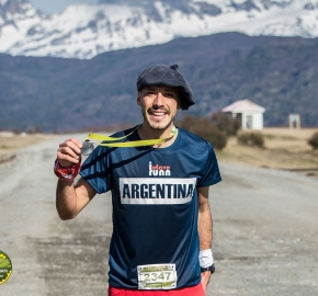 pim1909artr0378 (1); Running in Patagonia for the eighth edition of the Patagonian International Marathon 2019 in Provincia de Última Esperanza, Patagonia Chile; International Marathon; Octava Edición Maratón de la Patagonia, Chile 2019;