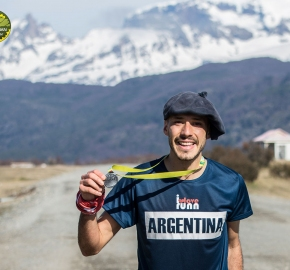 pim1909artr0378 (2); Running in Patagonia for the eighth edition of the Patagonian International Marathon 2019 in Provincia de Última Esperanza, Patagonia Chile; International Marathon; Octava Edición Maratón de la Patagonia, Chile 2019;