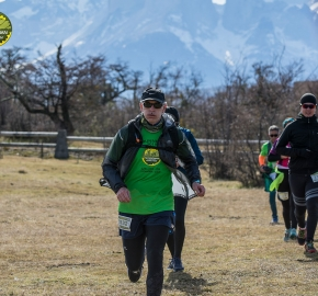 pim1909artr0499; Running in Patagonia for the eighth edition of the Patagonian International Marathon 2019 in Provincia de Última Esperanza, Patagonia Chile; International Marathon; Octava Edición Maratón de la Patagonia, Chile 2019;