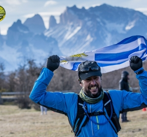 pim1909artr0604; Running in Patagonia for the eighth edition of the Patagonian International Marathon 2019 in Provincia de Última Esperanza, Patagonia Chile; International Marathon; Octava Edición Maratón de la Patagonia, Chile 2019;