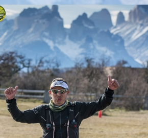 pim1909artr0617; Running in Patagonia for the eighth edition of the Patagonian International Marathon 2019 in Provincia de Última Esperanza, Patagonia Chile; International Marathon; Octava Edición Maratón de la Patagonia, Chile 2019;