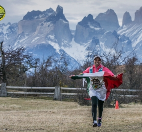 pim1909artr0697; Running in Patagonia for the eighth edition of the Patagonian International Marathon 2019 in Provincia de Última Esperanza, Patagonia Chile; International Marathon; Octava Edición Maratón de la Patagonia, Chile 2019;