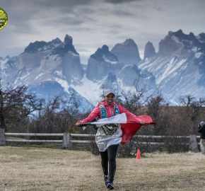 pim1909artr0699; Running in Patagonia for the eighth edition of the Patagonian International Marathon 2019 in Provincia de Última Esperanza, Patagonia Chile; International Marathon; Octava Edición Maratón de la Patagonia, Chile 2019;