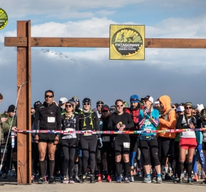 pim1909artr7600; Running in Patagonia for the eighth edition of the Patagonian International Marathon 2019 in Provincia de Última Esperanza, Patagonia Chile; International Marathon; Octava Edición Maratón de la Patagonia, Chile 2019;