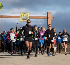 pim1909artr7603; Running in Patagonia for the eighth edition of the Patagonian International Marathon 2019 in Provincia de Última Esperanza, Patagonia Chile; International Marathon; Octava Edición Maratón de la Patagonia, Chile 2019;