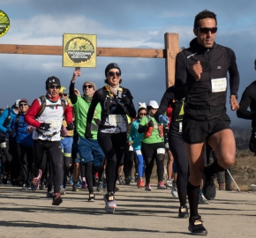 pim1909artr7605; Running in Patagonia for the eighth edition of the Patagonian International Marathon 2019 in Provincia de Última Esperanza, Patagonia Chile; International Marathon; Octava Edición Maratón de la Patagonia, Chile 2019;