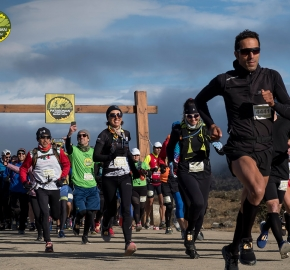 pim1909artr7606; Running in Patagonia for the eighth edition of the Patagonian International Marathon 2019 in Provincia de Última Esperanza, Patagonia Chile; International Marathon; Octava Edición Maratón de la Patagonia, Chile 2019;