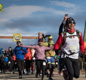 pim1909artr7610; Running in Patagonia for the eighth edition of the Patagonian International Marathon 2019 in Provincia de Última Esperanza, Patagonia Chile; International Marathon; Octava Edición Maratón de la Patagonia, Chile 2019;