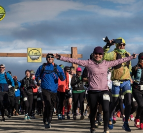 pim1909artr7611; Running in Patagonia for the eighth edition of the Patagonian International Marathon 2019 in Provincia de Última Esperanza, Patagonia Chile; International Marathon; Octava Edición Maratón de la Patagonia, Chile 2019;