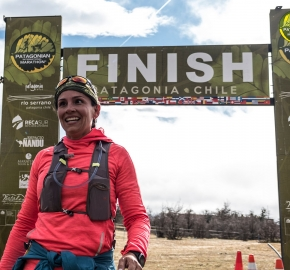 pim1909artr7664; Running in Patagonia for the eighth edition of the Patagonian International Marathon 2019 in Provincia de Última Esperanza, Patagonia Chile; International Marathon; Octava Edición Maratón de la Patagonia, Chile 2019;