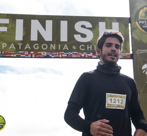 pim1909artr7675; Running in Patagonia for the eighth edition of the Patagonian International Marathon 2019 in Provincia de Última Esperanza, Patagonia Chile; International Marathon; Octava Edición Maratón de la Patagonia, Chile 2019;