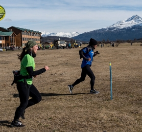pim1909artr7733; Running in Patagonia for the eighth edition of the Patagonian International Marathon 2019 in Provincia de Última Esperanza, Patagonia Chile; International Marathon; Octava Edición Maratón de la Patagonia, Chile 2019;
