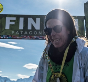 pim1909artr7743; Running in Patagonia for the eighth edition of the Patagonian International Marathon 2019 in Provincia de Última Esperanza, Patagonia Chile; International Marathon; Octava Edición Maratón de la Patagonia, Chile 2019;