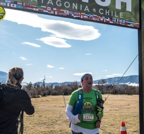 pim1909artr7760; Running in Patagonia for the eighth edition of the Patagonian International Marathon 2019 in Provincia de Última Esperanza, Patagonia Chile; International Marathon; Octava Edición Maratón de la Patagonia, Chile 2019;