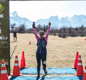 pim1909artr7766; Running in Patagonia for the eighth edition of the Patagonian International Marathon 2019 in Provincia de Última Esperanza, Patagonia Chile; International Marathon; Octava Edición Maratón de la Patagonia, Chile 2019;