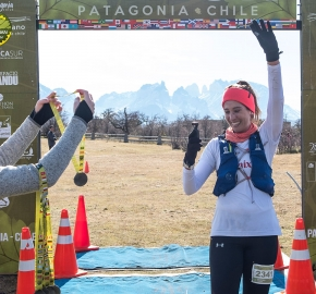 pim1909artr7774; Running in Patagonia for the eighth edition of the Patagonian International Marathon 2019 in Provincia de Última Esperanza, Patagonia Chile; International Marathon; Octava Edición Maratón de la Patagonia, Chile 2019;