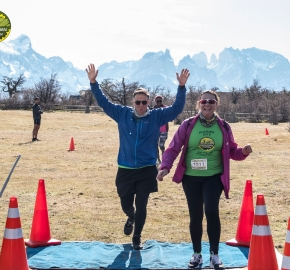 pim1909artr7779; Running in Patagonia for the eighth edition of the Patagonian International Marathon 2019 in Provincia de Última Esperanza, Patagonia Chile; International Marathon; Octava Edición Maratón de la Patagonia, Chile 2019;
