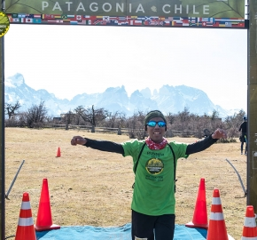 pim1909artr7780; Running in Patagonia for the eighth edition of the Patagonian International Marathon 2019 in Provincia de Última Esperanza, Patagonia Chile; International Marathon; Octava Edición Maratón de la Patagonia, Chile 2019;