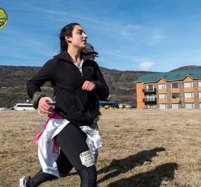 pim1909artr7788; Running in Patagonia for the eighth edition of the Patagonian International Marathon 2019 in Provincia de Última Esperanza, Patagonia Chile; International Marathon; Octava Edición Maratón de la Patagonia, Chile 2019;