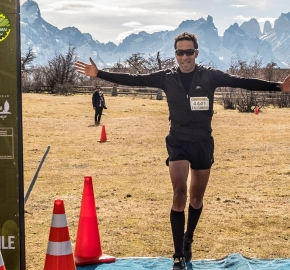 pim1909artr7792; Running in Patagonia for the eighth edition of the Patagonian International Marathon 2019 in Provincia de Última Esperanza, Patagonia Chile; International Marathon; Octava Edición Maratón de la Patagonia, Chile 2019;