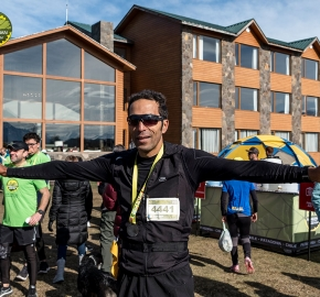 pim1909artr7799; Running in Patagonia for the eighth edition of the Patagonian International Marathon 2019 in Provincia de Última Esperanza, Patagonia Chile; International Marathon; Octava Edición Maratón de la Patagonia, Chile 2019;