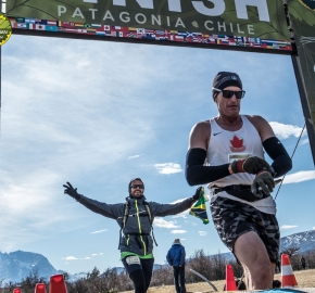 pim1909artr7811; Running in Patagonia for the eighth edition of the Patagonian International Marathon 2019 in Provincia de Última Esperanza, Patagonia Chile; International Marathon; Octava Edición Maratón de la Patagonia, Chile 2019;