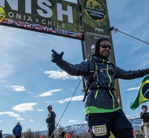 pim1909artr7815; Running in Patagonia for the eighth edition of the Patagonian International Marathon 2019 in Provincia de Última Esperanza, Patagonia Chile; International Marathon; Octava Edición Maratón de la Patagonia, Chile 2019;