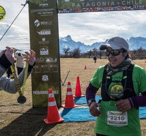 pim1909artr7821; Running in Patagonia for the eighth edition of the Patagonian International Marathon 2019 in Provincia de Última Esperanza, Patagonia Chile; International Marathon; Octava Edición Maratón de la Patagonia, Chile 2019;