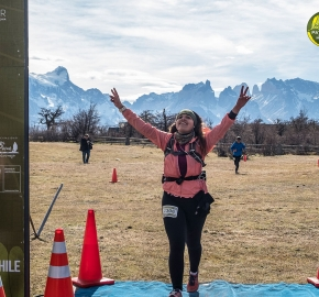 pim1909artr7826; Running in Patagonia for the eighth edition of the Patagonian International Marathon 2019 in Provincia de Última Esperanza, Patagonia Chile; International Marathon; Octava Edición Maratón de la Patagonia, Chile 2019;
