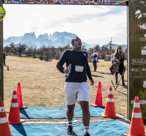 pim1909artr7938; Running in Patagonia for the eighth edition of the Patagonian International Marathon 2019 in Provincia de Última Esperanza, Patagonia Chile; International Marathon; Octava Edición Maratón de la Patagonia, Chile 2019;